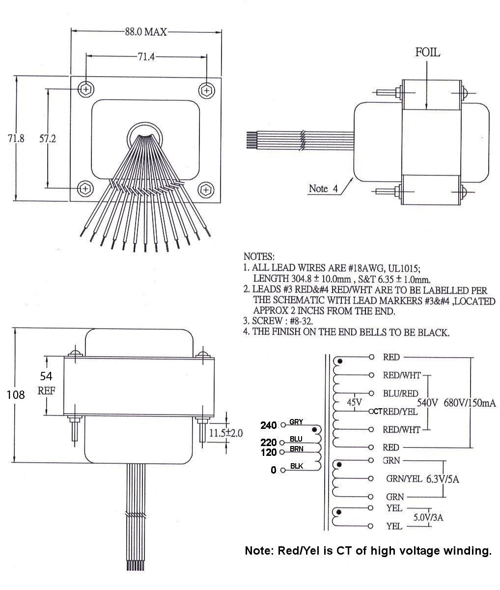 w025130eu transformer