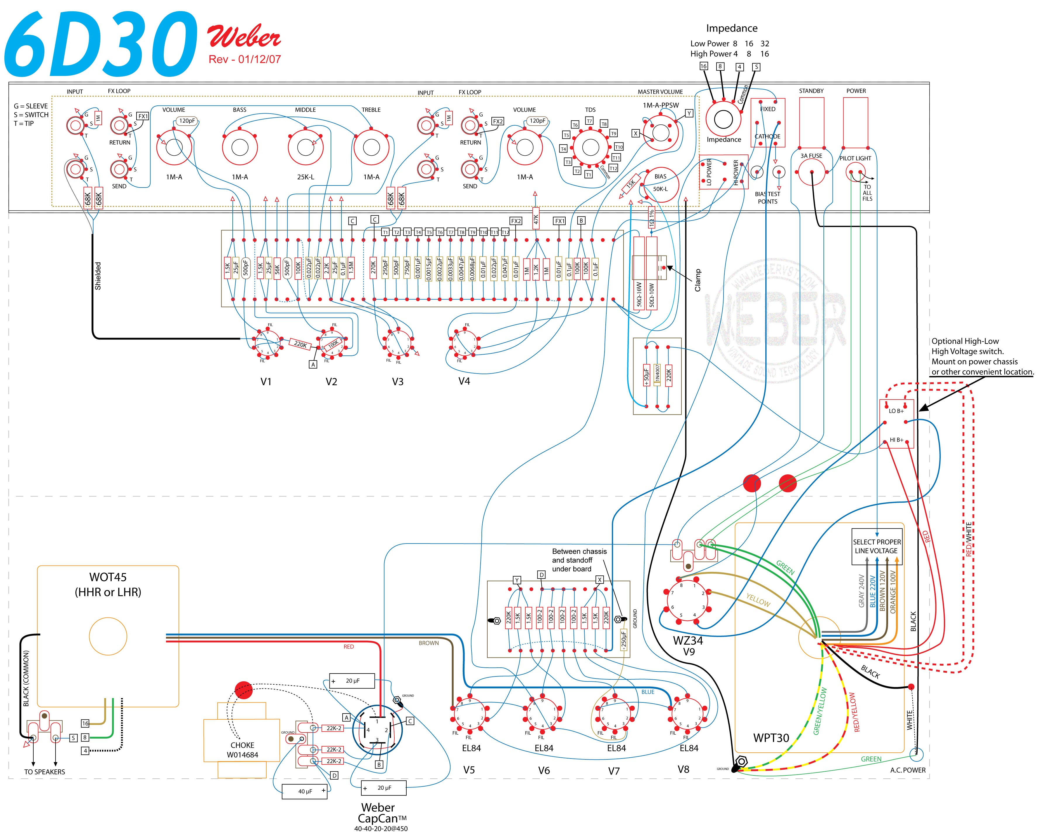 Matchless Guitar Amp Schematic Not Lossing Wiring Diagram Kustom Dc30 Get Free Image About Carvin Schematics Spitfire