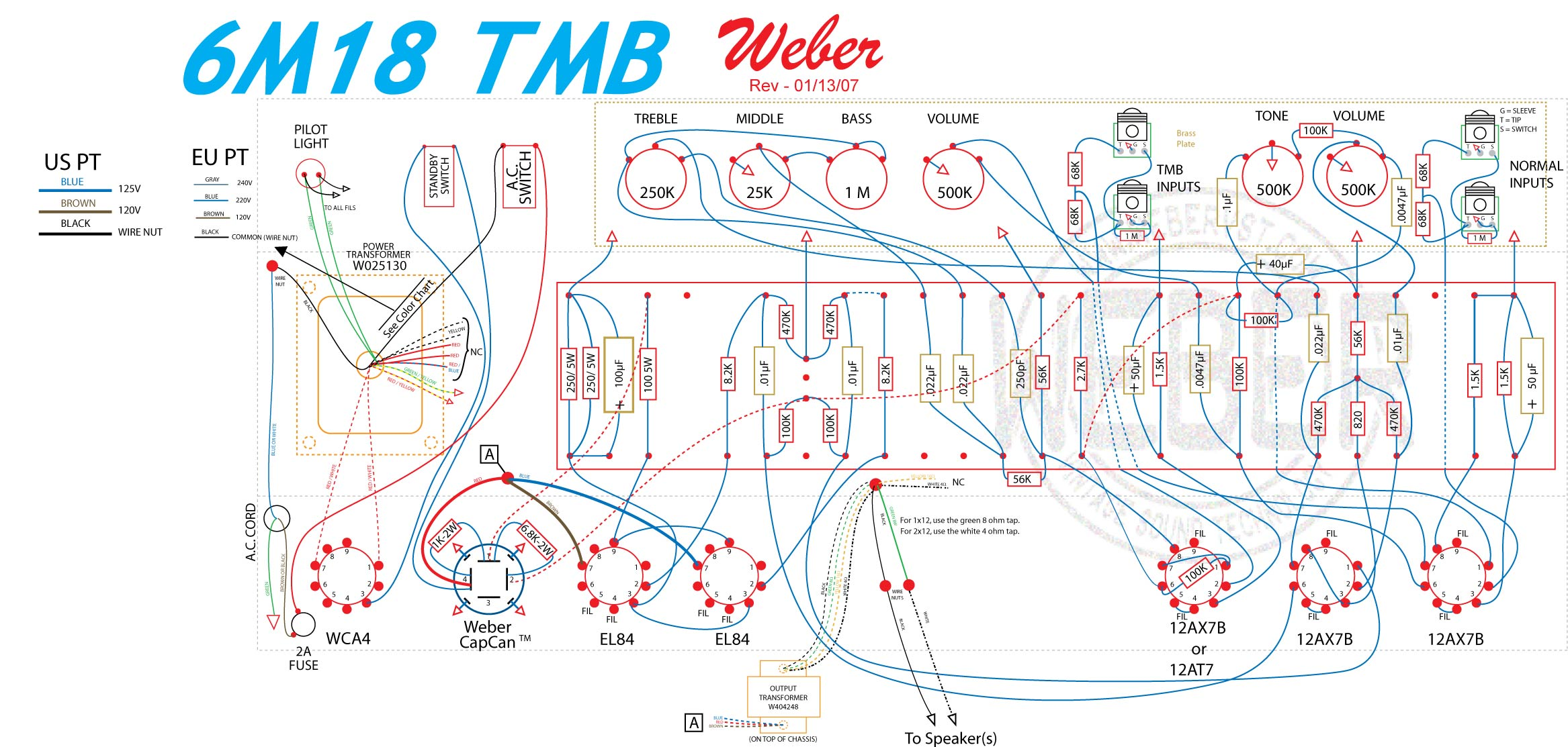 Elenco dei Kit di ampli a valvole con relativi link - 01 ... on marshall wiring device, marshall tractor, marshall cabinets diagram,