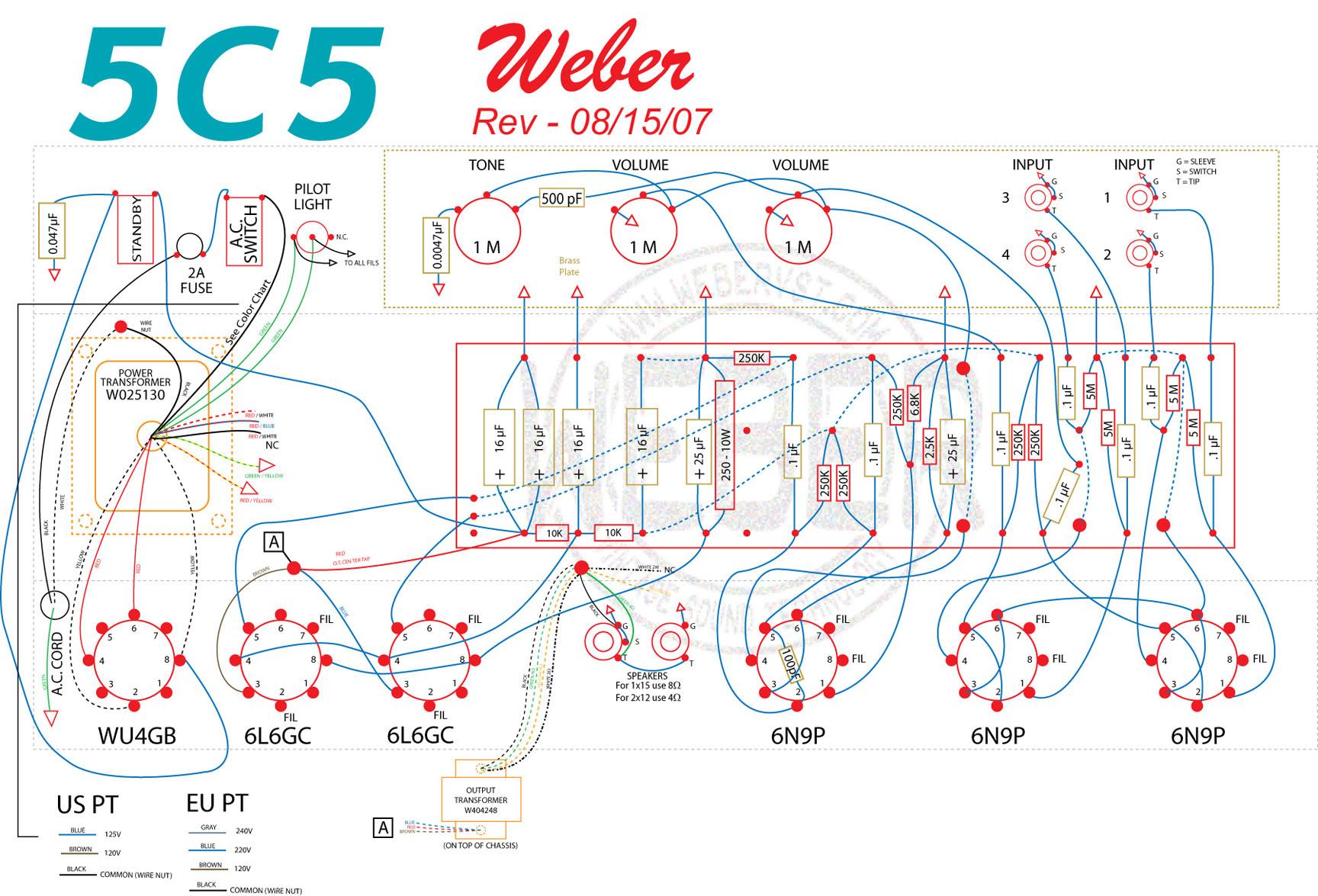 5C5 • BOM • Layout • Schematic