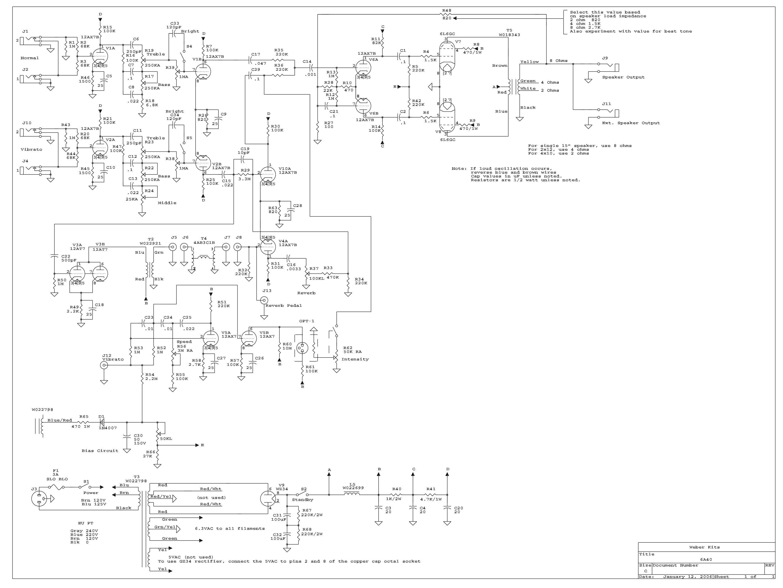 6A40 Amp Kit