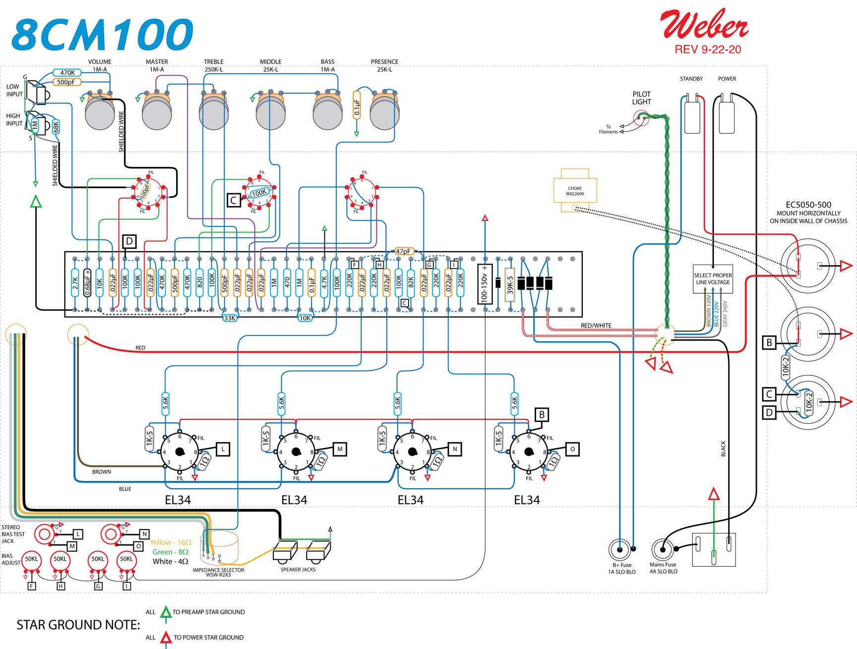 8CM100 Amp Kit on 5e3 schematic, block diagram, slo-100 schematic, marshall schematic, jtm45 schematic, circuit diagram, ac30 schematic, irig schematic, overdrive schematic, amp schematic, bass tube preamp schematic, peavey schematic, one-line diagram, transformer schematic, tube map, piping and instrumentation diagram, soldano schematic, bassman schematic, zvex sho schematic, guitar schematic, jcm 900 schematic, 1987x schematic, fender schematic, 3pdt schematic, technical drawing, functional flow block diagram, dsl schematic,