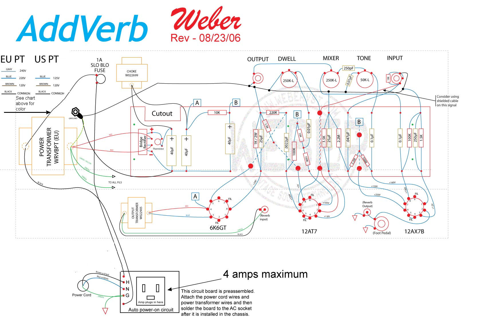 WRG-1615] Weber Wiring Diagrams on